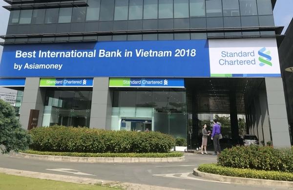 Ngân hàng Standard Chartered hiện có 4 chi nhánh tại Việt Nam